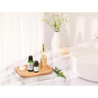 Bình xịt khử mùi toilet hương Bạch Đàn Chanh PK 30ml 100ml - khử mùi, diệt khuẩn 8