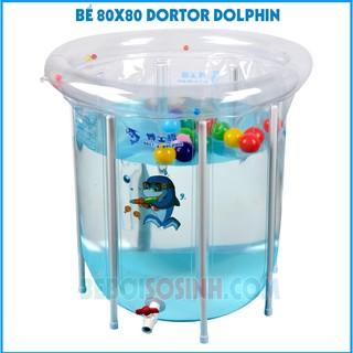 Bể Bơi Thành Cao Doctor Dolphin CHÍNH HÃNG