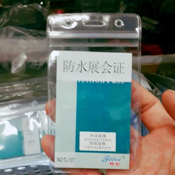 Thẻ nhựa nhỏ ngang + dọc 107+ 108 ( combo 20 cái )
