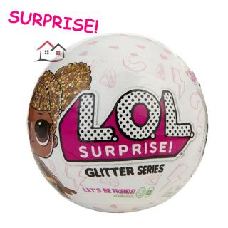 HYP Surprises Doll Confetti Pop Limited Edition Glitter Series LOL Doll Big Sisters @VN