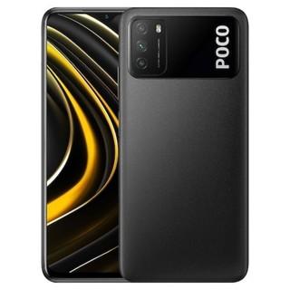 [4/64] – Điện thoại Xiaomi Poco M3 Black 4G Ram bộ nhớ 64G màu đen 4/64