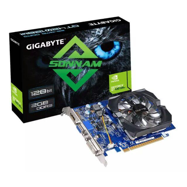 CARD MÀN HÌNH RỜI GIGABYTE N420 DDR3 2GI 128BIT