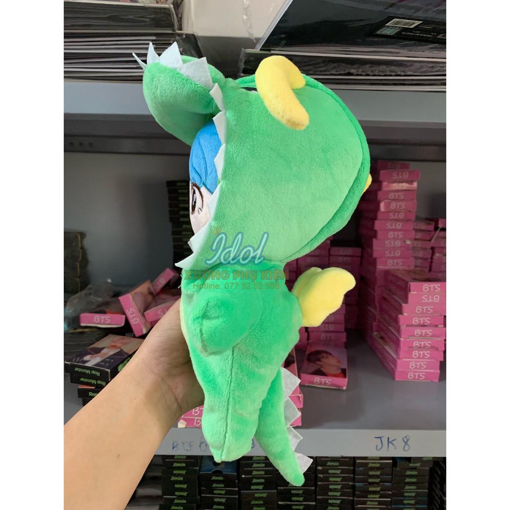 Outfit khủng long dành cho doll 20-25cm (không kèm doll)