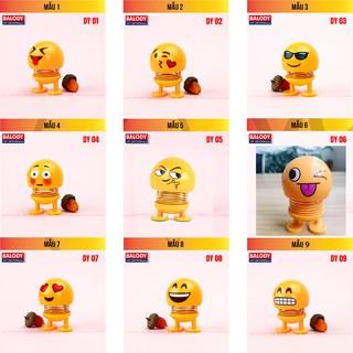 [Nhập mã TOYJUNE giảm 10K]Emoji lò xo mặt cười nhún siêu dễ thương [ SIÊU RẺ NHIỀU MẪU LỰA CHỌN ]