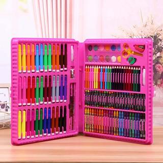 Bộ màu vẽ 151 chi tiết cho bé yêu thỏa thích sáng tạo và học hỏi