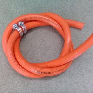 dây dẫn gas 2 lớp kèm cổ dê