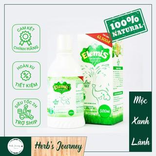 [HOÀN XU 25 TỚI 50K] Elemis 500ML Tắm bé thảo dược – Elemis Thảo mộc tự nhiên – Sữa tắm gội Elemis trẻ em và sơ sinh