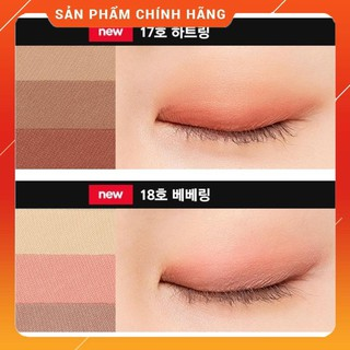 Phấn mắt Missha The Style Triple Perfection Shadow - MoCi Cosmetics - MoCi Cosmestics