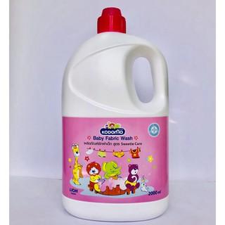 Nước giặt Kodomo Sweetie Care 2000ml