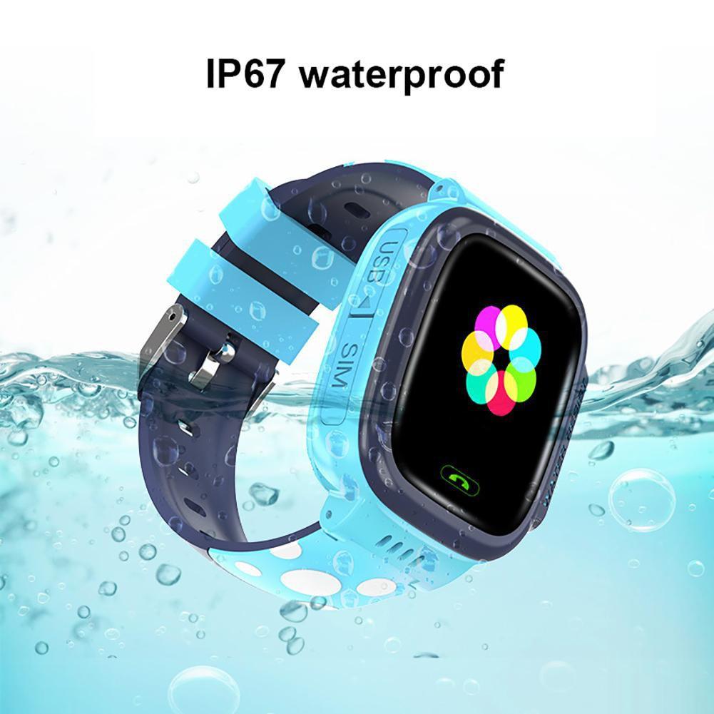Đồng hồ thông minh trẻ em Y92 có tiếng việt - màn hình cảm ứng, định vị - Bảo hành 12 tháng