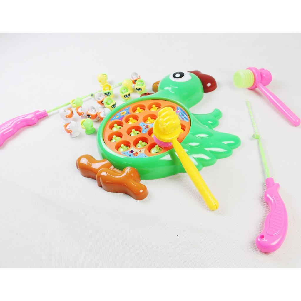 Nhận Ngay Khuyến Mãi Khi Mua -Bộ đồ chơi Long Thủy 2 in 1 câu cá và đập chuột Long...