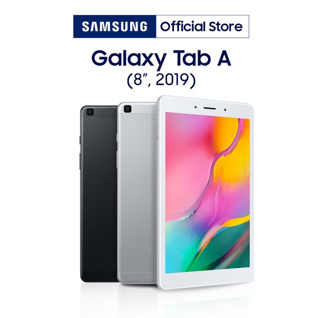 Máy tính bảng Samsung Galaxy Tab A 8 Inch (2019) T295 32GB - Hàng Chính Hãng