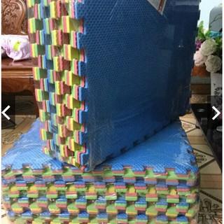 Thảm Xốp Lót Sàn ♥️ FREESHIP ♥️ Thảm Xốp Ghép Sàn Bịch 6 Tấm 60×60 cm các màu