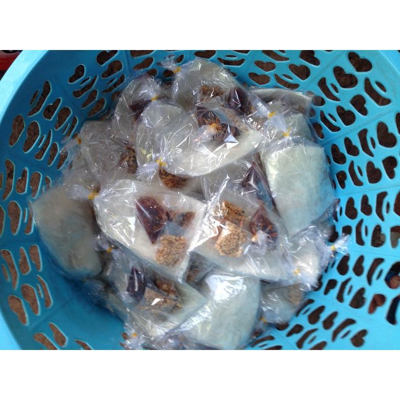 Combo 10 bịch Bánh tráng me Tây Ninh (Chính gốc Gò Dầu Tây Ninh)