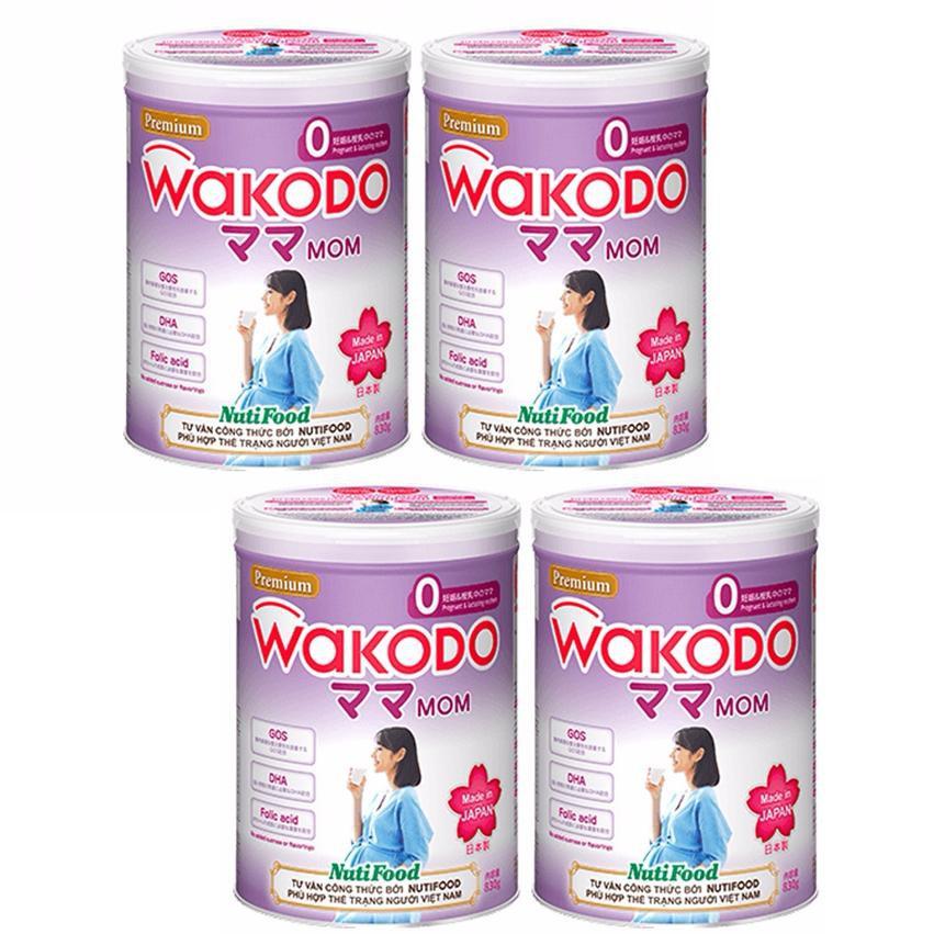 Sữa bột Wakodo Lebens Mom 850g