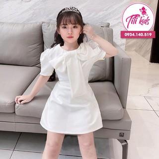 Đầm công chúa💃Freeship💃Tặng cài nơ💃Đầm bé gái cao cấp cực xinh Titikids 2020