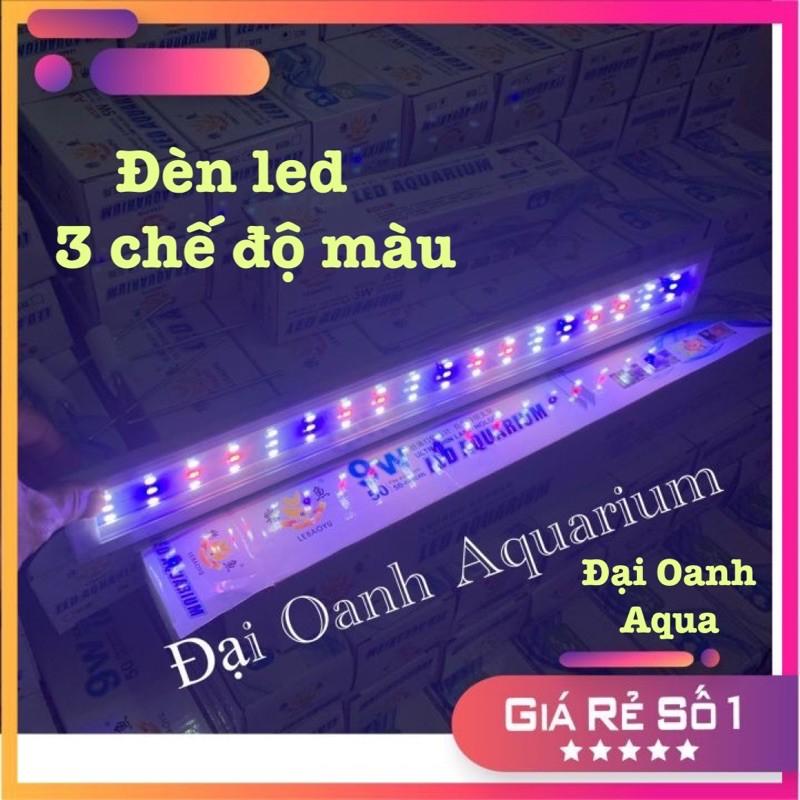 Đèn Led Bể Cá 3 Chế Độ Màu Aquarium Light RGB Cho Bể Cá Cảnh-Bể Thủy Sinh-Led Đổi Màu