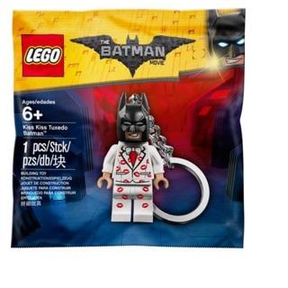 Lego UNIK BRICK 5004928 Túi móc khoá Người dơi chính hãng (như hình)