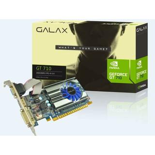 Vga Galax Geforce GT710 2GB DDR3 thumbnail