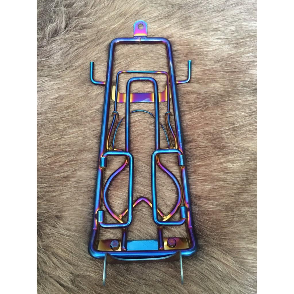BAGA 10LI INOX SƠN TITAN CHO EXCITER 150