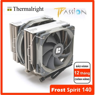 Tản nhiệt khí Thermalright Dual-Tower Frost Spirit 140 FS140 Chính hãng, CPU Cooler, tản tháp 2 fan PWM, cao cấp thumbnail