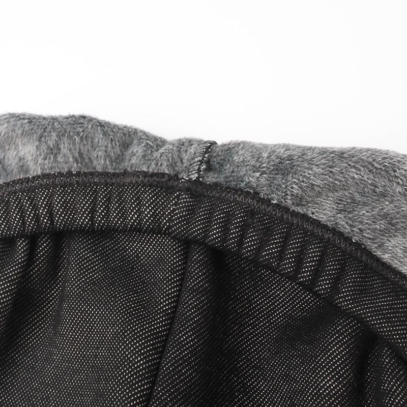 Quần legging vải ấm dày có thắt nơ cho bé gái từ 1 - 10 tuổi