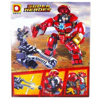 Bộ Lego Xếp Hình Ninjago Người Sắt. Robot Iron Man. Gồm Có 334 Chi Tiết. Lego Ninjago Lắp Ráp Đồ Chơi Cho Bé.