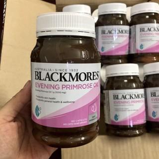 Tinh dầu hoa anh thảo Blackmore 190 viên mẫu mới