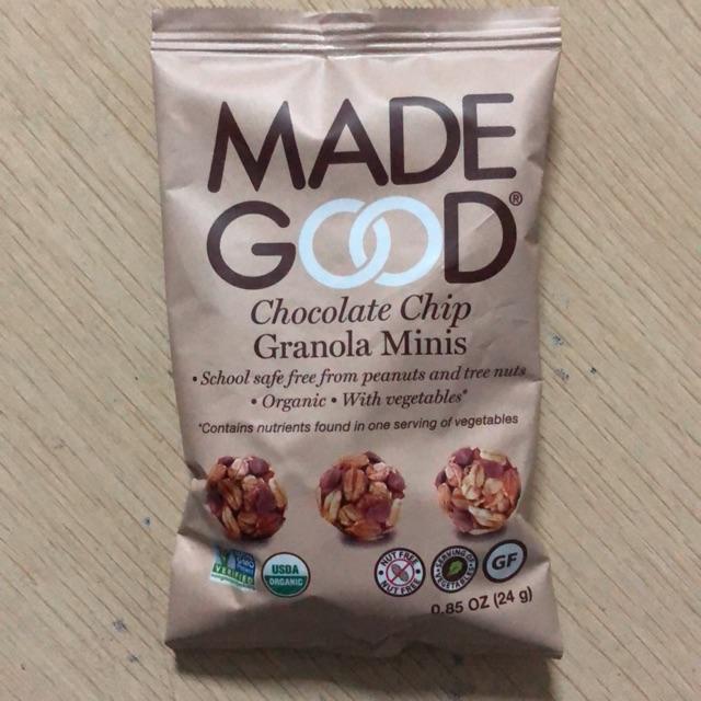 Granola Minis