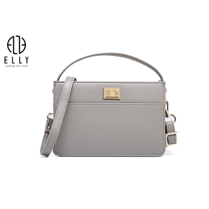 [Mã FAMALLT5 giảm 15% đơn 150k] Túi clutch nữ thời trang cao cấp ELLY – ECH30