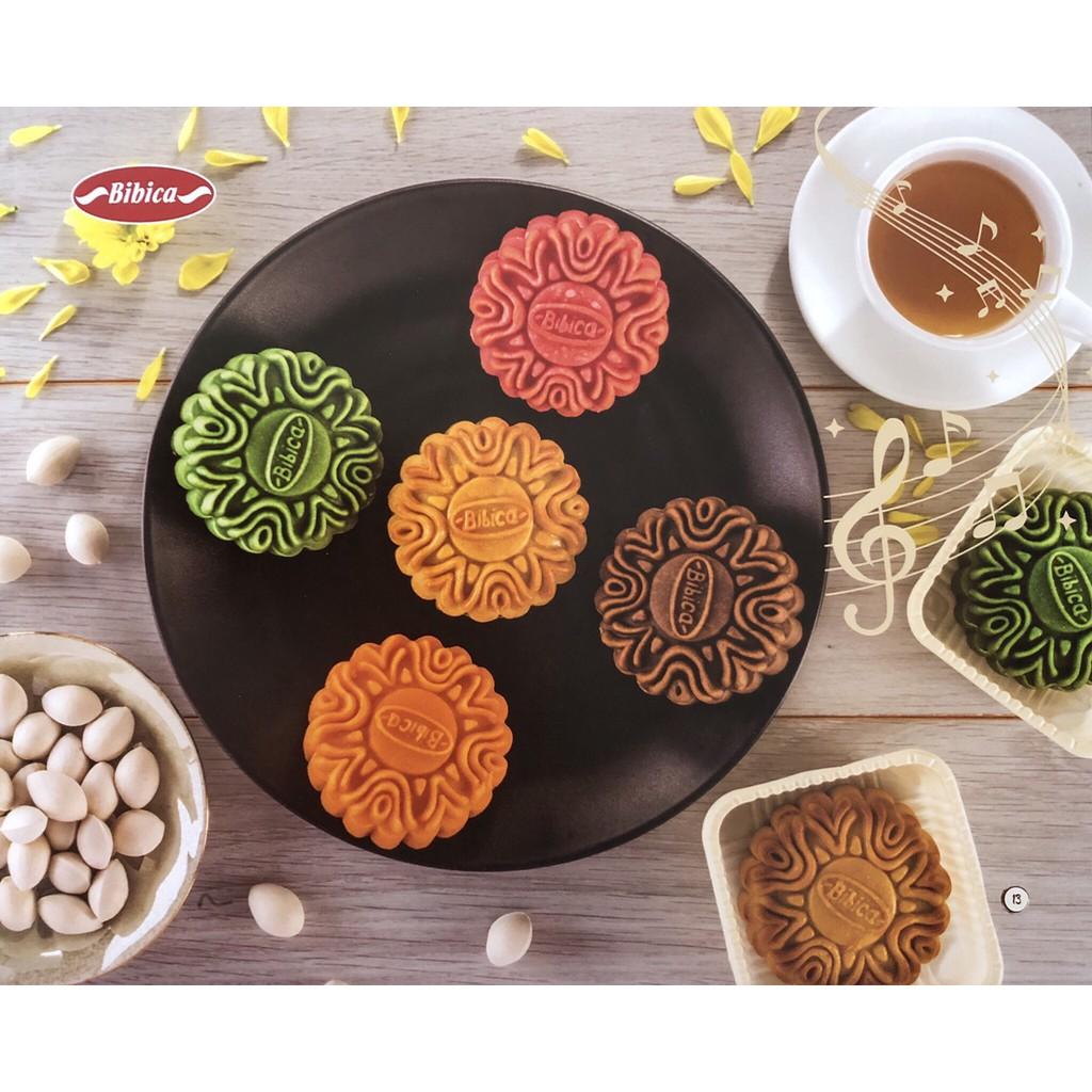 Bánh trung thu truyền thống Bibica - Bánh nướng