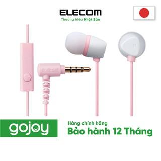 Tai nghe nhét tai ELECOM EHP-CN200M - Bảo hành chính hãng 12 tháng