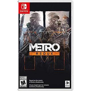 [US] Trò chơi Metro Redux - Switch thumbnail