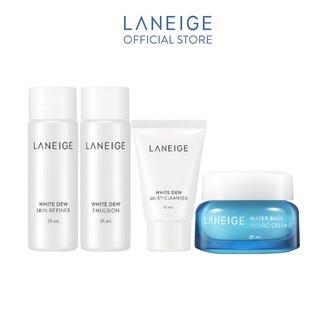[HB GIFT] Bộ sản phẩm dưỡng ẩm & nâng tone da LANEIGE White Dew thumbnail