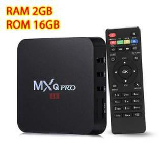 TV box MXQ PRO 4K RAM2G+16G ANDROID 10.1