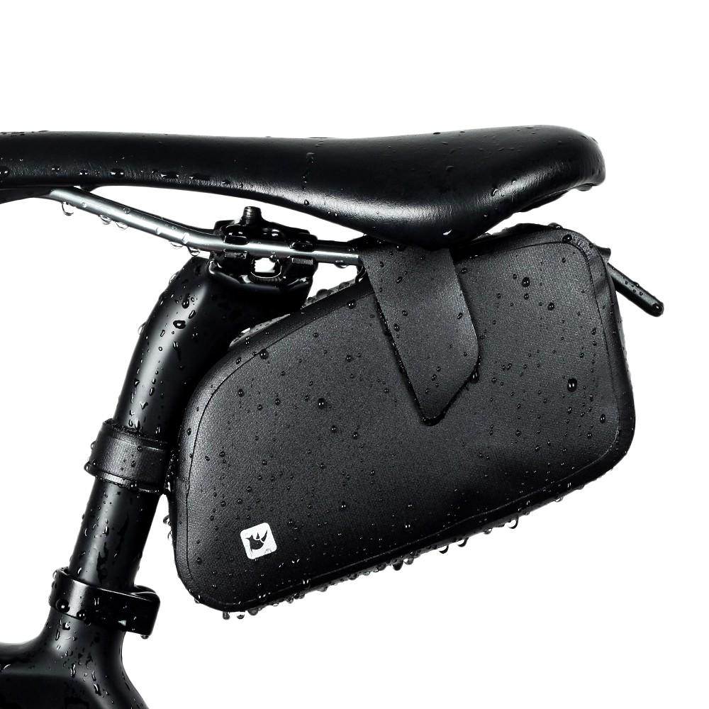 (Ready Stock)  Waterproof Bike Saddle Bag Bicycle Tail Bag Rainproof Mountain Road Bike Seat