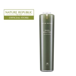 Nước cân bằng ôc sên chống lão hóa NATURE REPUBLIC Snail Solution Skin Booster 120ml thumbnail