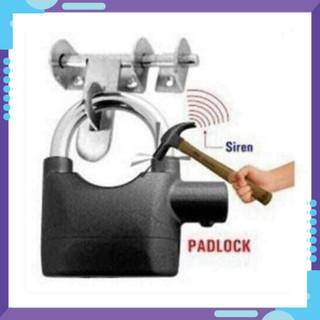 Ổ Khóa đĩa xe chống trộm còi hú báo động