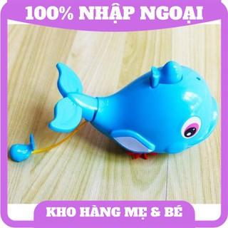 Hot [Khuyến Mại] Cá heo bơi ngỗ nghĩnh đáng yêu có vòi phun nước cho bé thích thú khi tắm – Quá Rẻ – Buôn