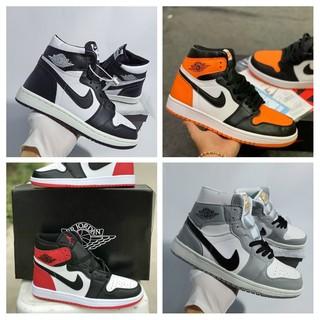 Giày Jordan Cổ Cao Các màu bán chạy nhất full box bill
