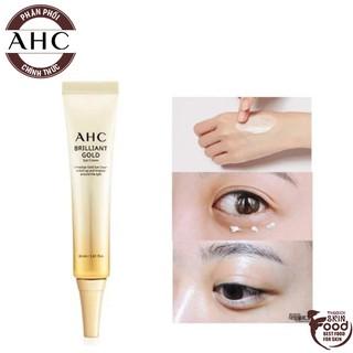 Kem Dưỡng Mắt Tinh Chất Vàng AHC Brilliant Gold Eye Cream 30ml