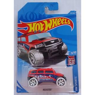Xe mô hình Hot Wheels Rockster FJW32