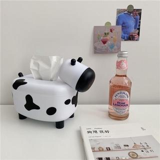 Hộp đựng giấy ăn bò sữa, hộp đựng giấy cute