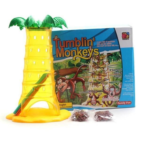 Trò chơi tập thể - Rút Khỉ