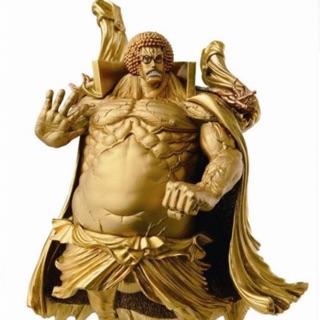 Mô hình Phật Vàng Thuỷ sư Đô đốc Sengoku Onepiece