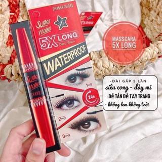 Mascara 5x Sivanna Colors Thái Lan- hàng chuẩn Thái thumbnail