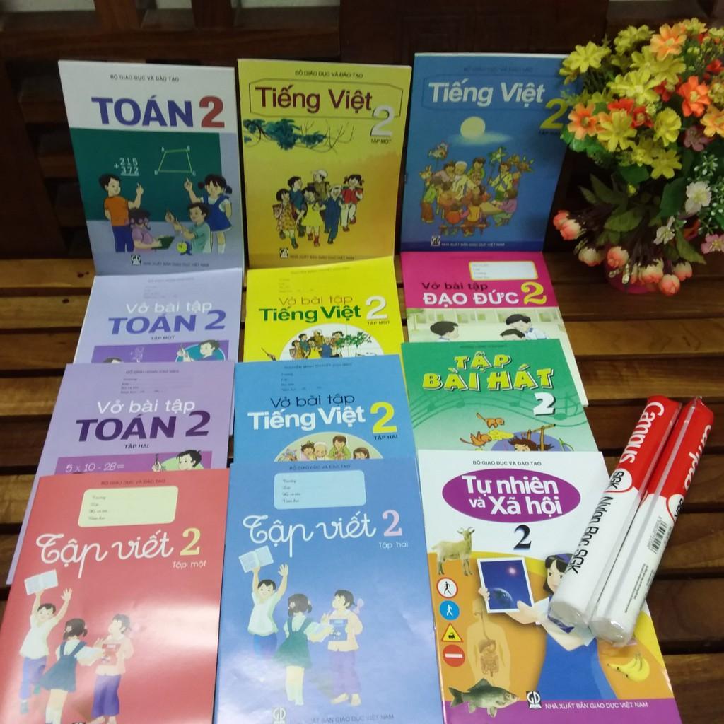 Sách giáo khoa lớp 2 ( trọn bộ gồm 15 cuốn kèm 2 tập bọc sách - 3505624 , 1138166480 , 322_1138166480 , 138000 , Sach-giao-khoa-lop-2-tron-bo-gom-15-cuon-kem-2-tap-boc-sach-322_1138166480 , shopee.vn , Sách giáo khoa lớp 2 ( trọn bộ gồm 15 cuốn kèm 2 tập bọc sách