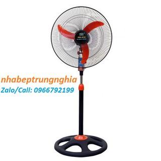Quạt cây đứng công nghiệp điện cơ 91 QĐ-CN450P sải cánh 45cm - BỘ QUỐC PHÒNG