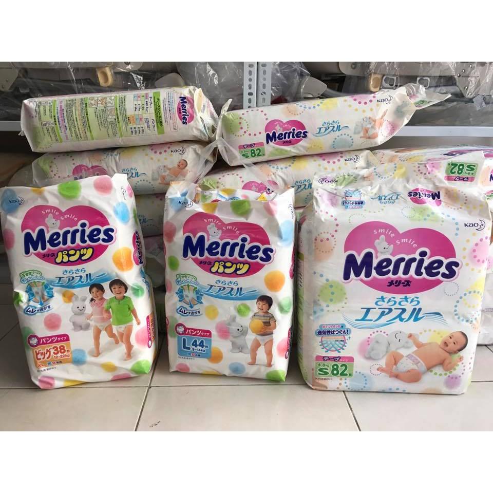 Merries - Bỉm quần size L44