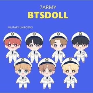 [BTS FANSITE DOLL] FULLSET 7 ARMY DOLL